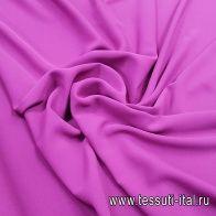 Шелк кади (о) фуксия - итальянские ткани Тессутидея арт. 10-1857